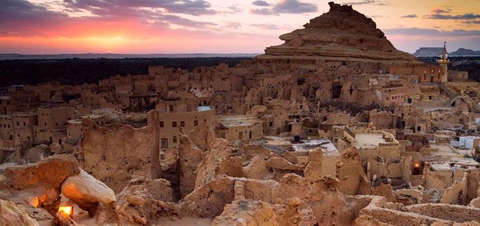 países africanos que visitar, Siwa, Egipto