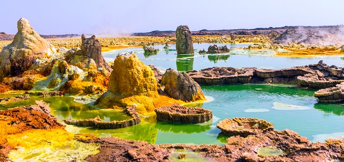 países africanos que visitar, Etiopía