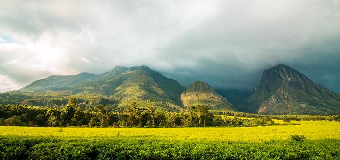 países africanos visitar, Monte Mulanje en Malawi