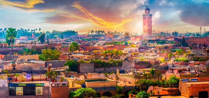 países africanos que visitar, marrakech, marruecos