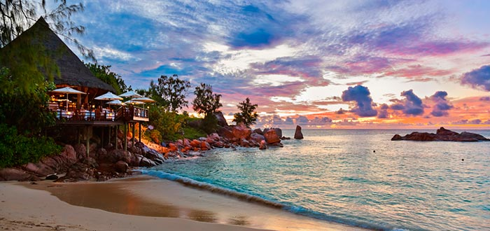 países africanos que visitar, Seychelles