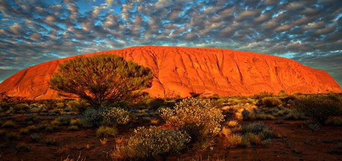 Visitar de Oceanía, Ayers Rock, Australia