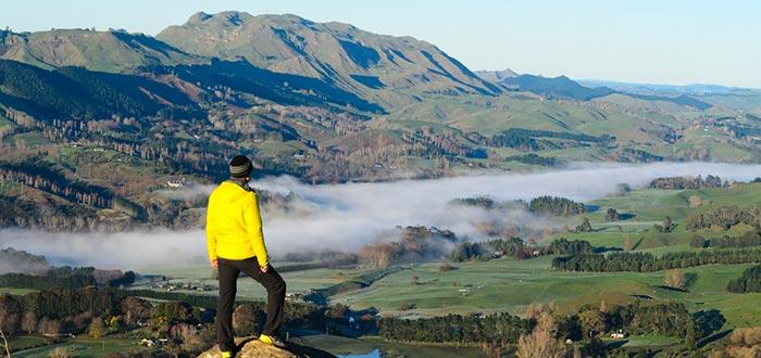 Una mañana en el Te Mata, Nueva Zelanda, Visitar de Oceanía