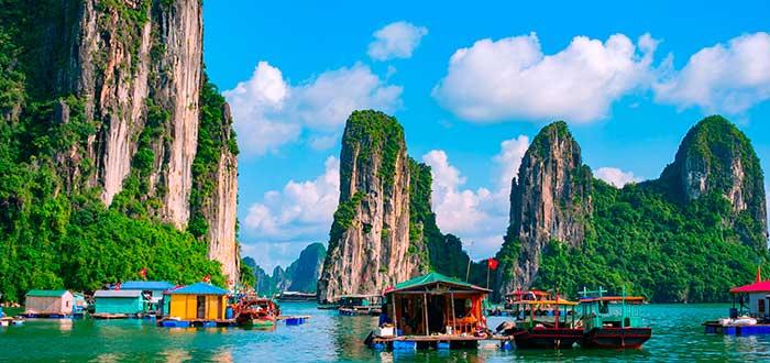 Destinos asiáticos 2 Vietnam