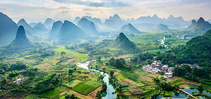 Destinos asiáticos 3 China