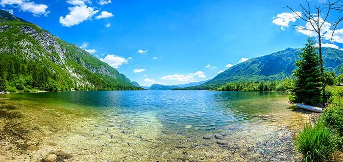 Qué ver en Eslovenia: Lago Bohinj