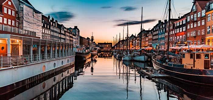 Qué ver en Dinamarca | Nyhavn