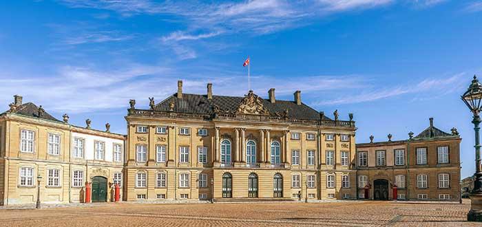 Qué ver en Dinamarca | Palacio de Amalienborg