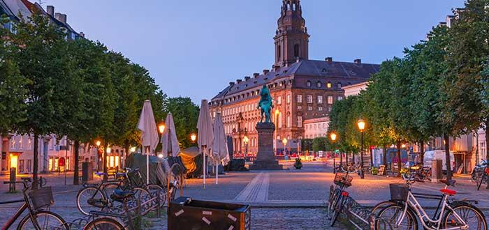 Qué ver en Dinamarca | Palacio de Christiansborg