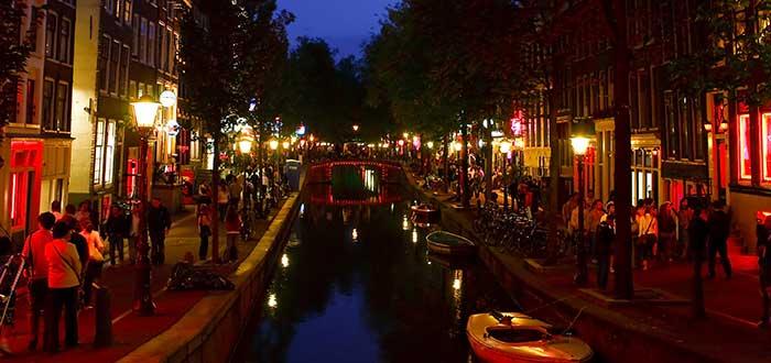 Qué ver en Amsterdam 11 Barrio Rojo