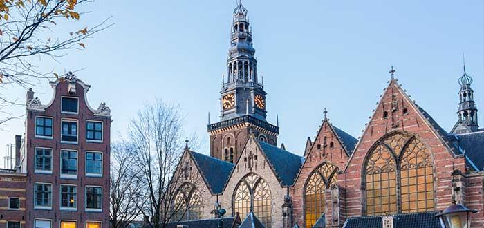 Qué ver en Amsterdam 12 Oude Kerk