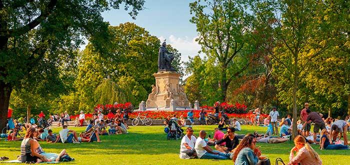 Qué ver en Amsterdam 13 Vondelpark