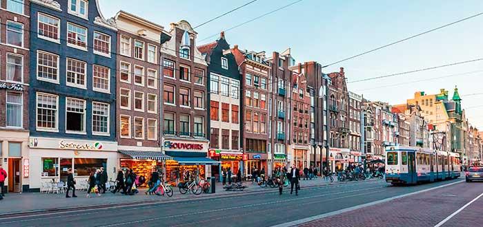 Qué ver en Amsterdam 17 Damrak