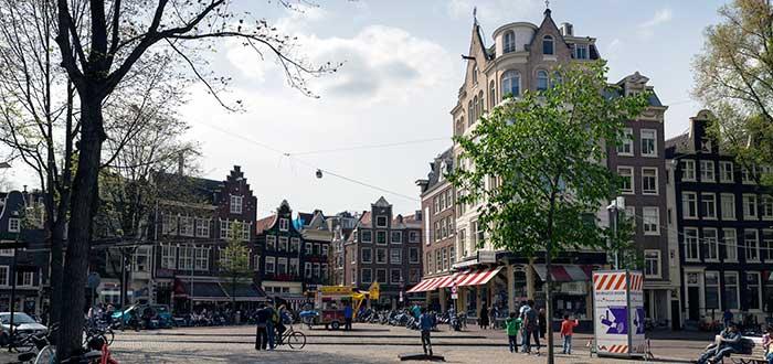 Qué ver en Amsterdam 19 Plaza Spui