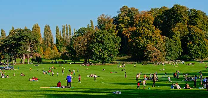 Qué ver en Bruselas 10 Parque Real