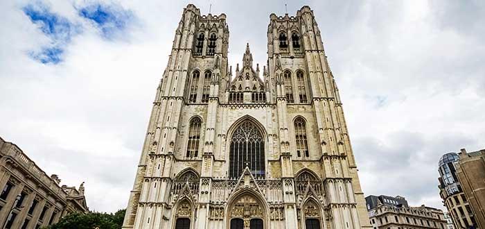 Qué ver en Bruselas 6 Catedral de Bruselas