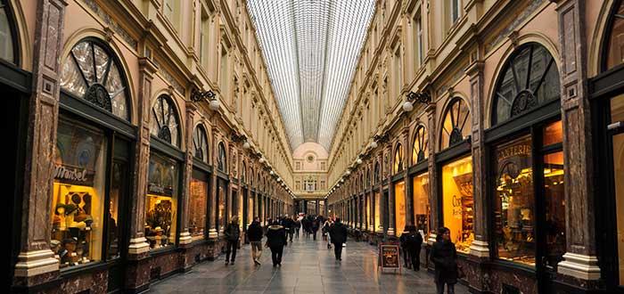 Qué ver en Bruselas 7 Galerías Saint Hubert