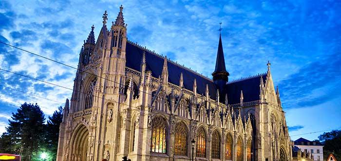 Qué ver en Bruselas 9 Notre Dame du Sablon