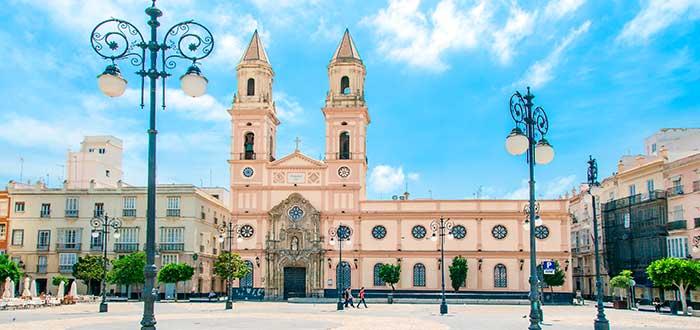 Qué ver en Cádiz 2 Iglesia de San Antonio
