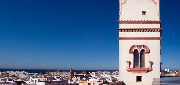 Qué ver en Cádiz 4 Torre Tavira