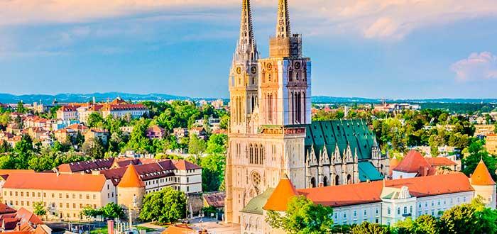 Qué ver en Croacia, Zagreb