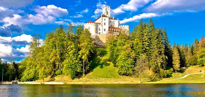 Qué ver en Croacia, Castillo de Trakoscan