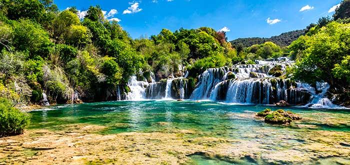 Qué ver en Croacia, Parque Nacional Krka