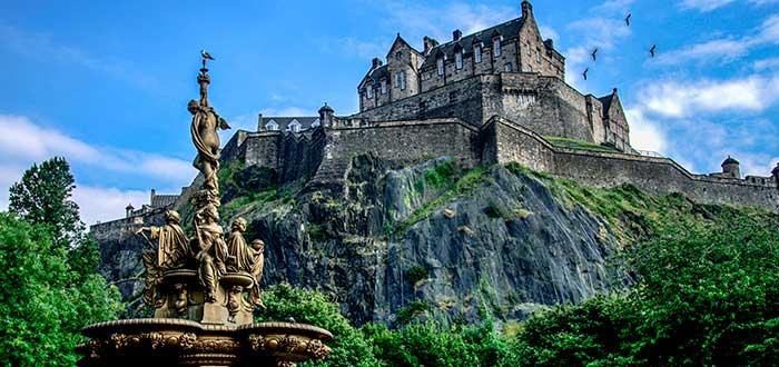 Qué ver en Edimburgo 1