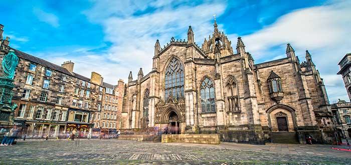 Qué ver en Edimburgo 2