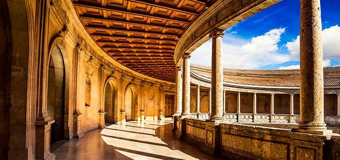 Qué ver en Granada 14 Palacio de Carlos V