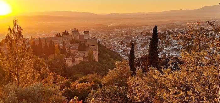 Qué ver en Granada 17 Silla del Moro