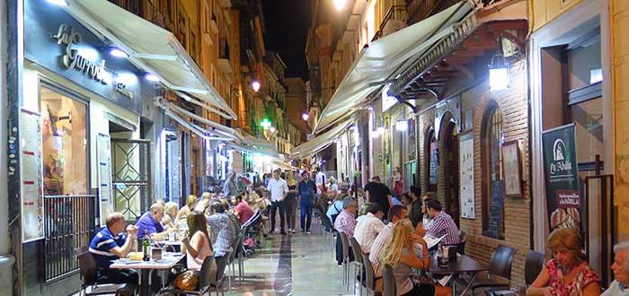 Qué ver en Granada 18 Calle Navas