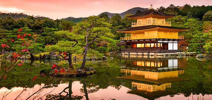 Qué ver en Kioto 1 Kinkakuji