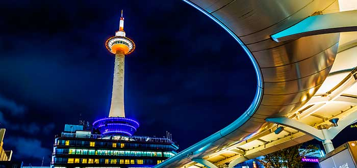 Qué ver en Kioto 9 Qué ver en Kioto 8 Torre de Kioto