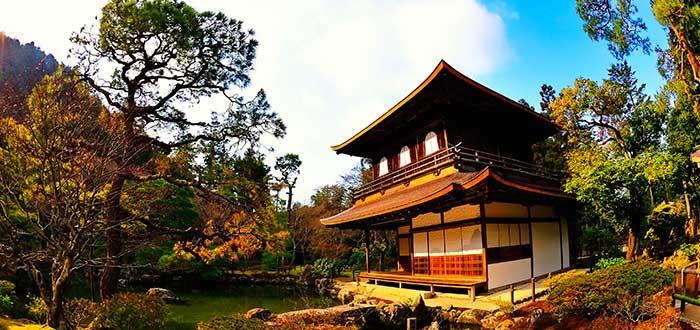 Qué ver en Kioto 8 Ginkaku-ji