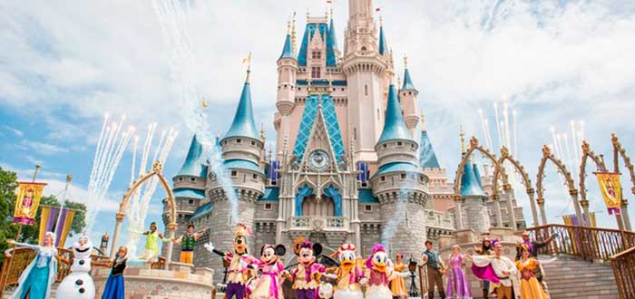 Qué ver en Orlando 1 Magic Kingdom