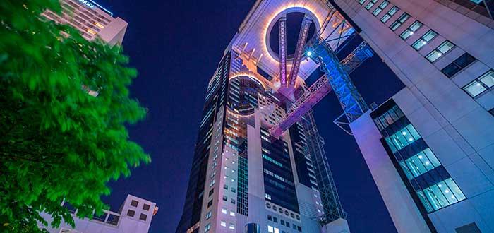 Qué ver en Osaka 4 Umeda Sky Building