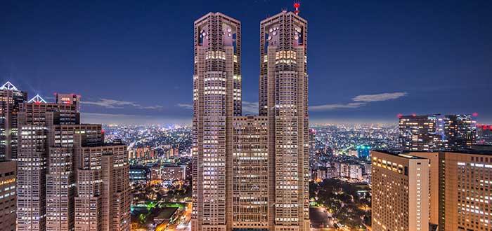 Qué ver en Tokio 1 Metropolitan Government Building