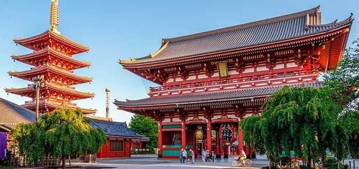 Qué ver en Tokio 2 Templo Senso-ji
