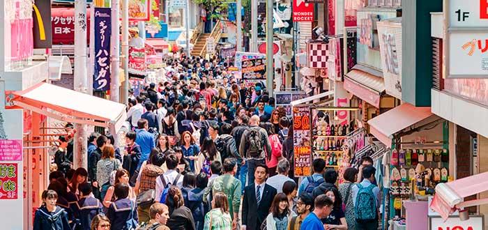Qué ver en Tokio 3 Takeshita Dori