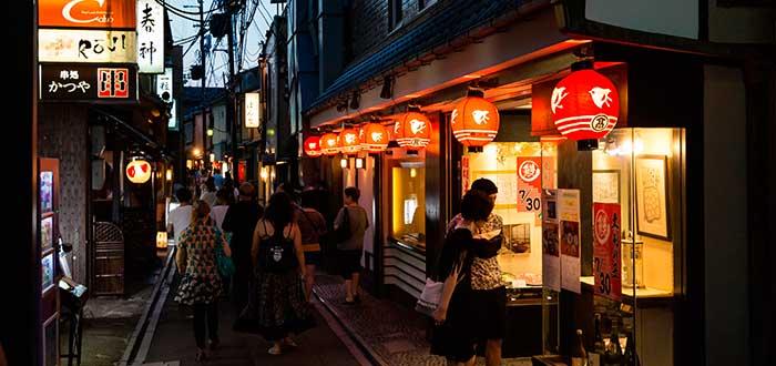 Qué ver en Kioto 6 Pontocho