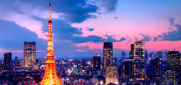 Qué ver en Tokio 7 Torre de Tokio