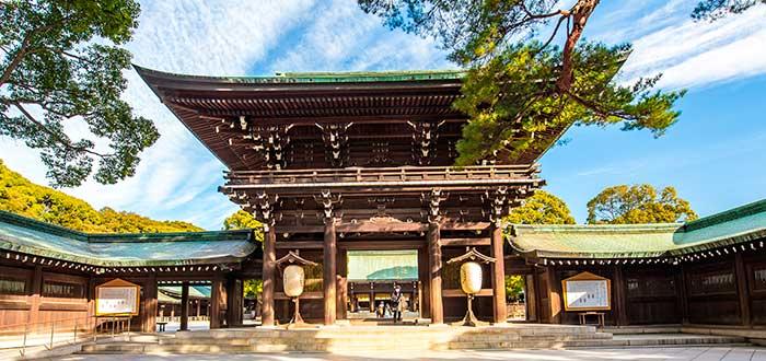 Qué ver en Tokio 9 Santuario Meiji