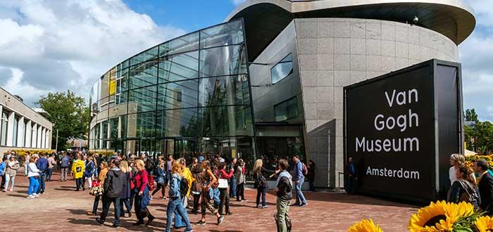 Que ver en Amsterdam, Museo Van Gogh