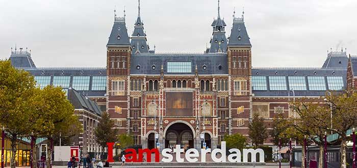 Que ver en Amsterdam, Rijksmuseum