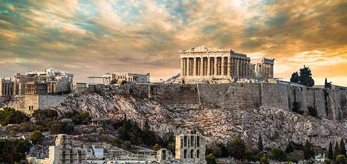 Que ver en Atenas, Acrópolis
