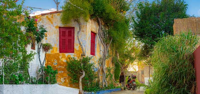 Que ver en Atenas, Anafiotika