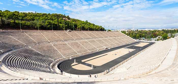 Que ver en Atenas, Estadio Panatenaico