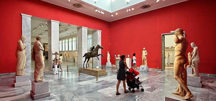 Que ver en Atenas, Museo Arqueológico de Atenas