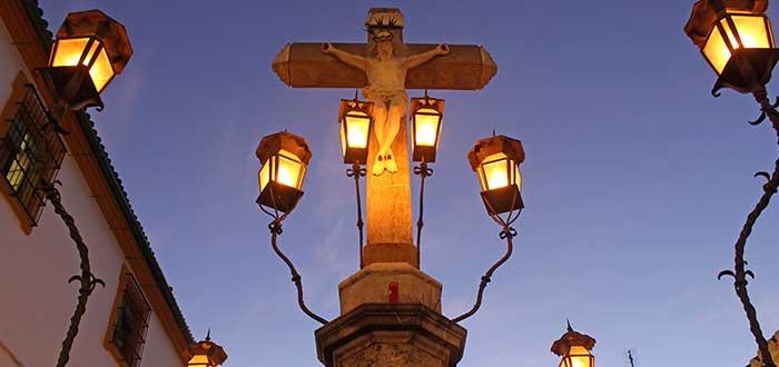 Que ver en Cordoba, Cristo de los Faroles